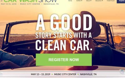 The 2019 Car Wash Show in Nashville, TN